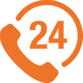 24h Hotline Icon